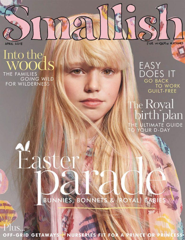 Smallish Magazine Cover - April 2018